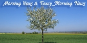 Morning News font download