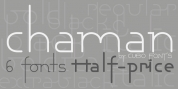 Chaman font download
