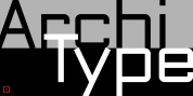 ArchiType font download