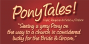 Pony Tale font download