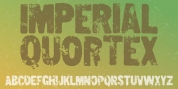 Imperial Quortex font download