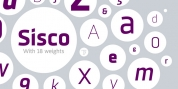 Sisco font download