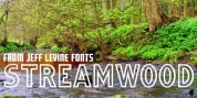 Streamwood JNL font download