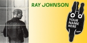 Ray Johnson font download
