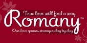 Romany font download