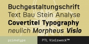 PTL Vielzweck font download