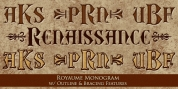 MFC Royaume Monogram font download