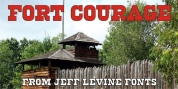 Fort Courage JNL font download