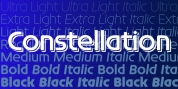 Constellation Pro font download