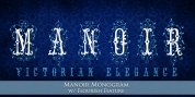 MFC Manoir Monogram font download