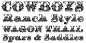 Hickory font download