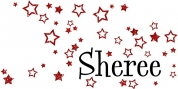 Sheree font download