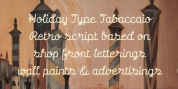 HT Tabaccaio font download