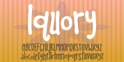 Iquory font download