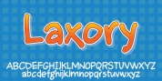 Laxory font download