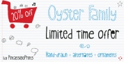 Oyster font download