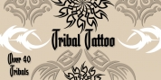 Tribal Tattoos III font download