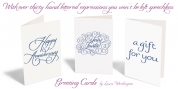 Greeting Cards font download