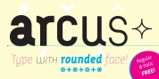 Arcus font download