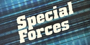 Special Forces font download