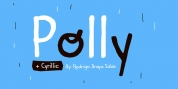 Polly font download