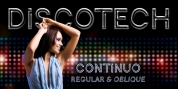 Continuo font download