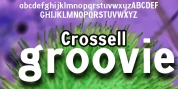 Crossell font download