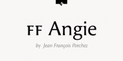 FF Angie font download