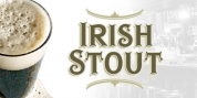 Irish Stout BB font download