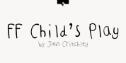 FF Child's Play font download