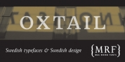 Oxtail font download