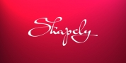 Shapely font download