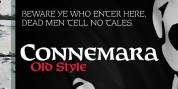 Connemara Old Style font download