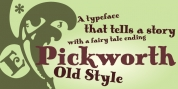 Pickworth Old Style Pro font download
