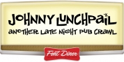 Johnny Lunchpail font download
