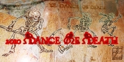 2010 Dance Of Death font download