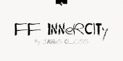 FF InnerCity font download