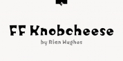 FF Knobcheese font download