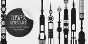 Tower font download