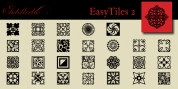 Easy Tiles font download