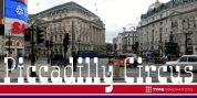 Piccadilly Circus font download