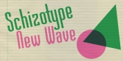 New Wave font download