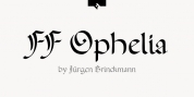 FF Ophelia font download