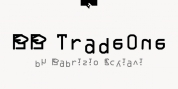 FF TradeOne font download