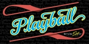 Playball Pro font download
