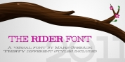 Rider font download