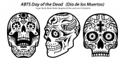 ABTS Day Of The Dead font download