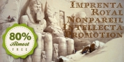 Imprenta Royal Nonpareil font download