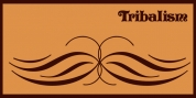 Tribalism font download