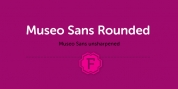 Museo Sans Rounded font download